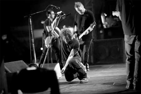 Pearl Jam - Live @ National Tennis Centre, Melbourne, Australia, 17-03-1995