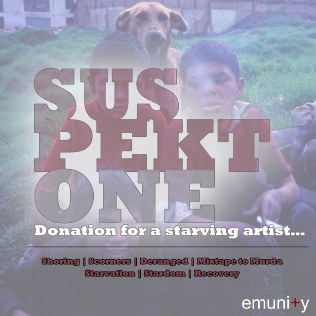 SuspektOne-Donation-For-A-Starving-Artist-emunity